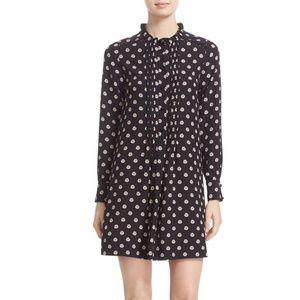 Kate Spade black Daisy Dress. Worn once. Size S